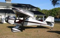 N108H @ 97FL - Kitfox Model 4
