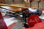 N12165 @ IA27 - Stinson Junior S at the Airpower Museum at Antique Airfield, Blakesburg/Ottumwa IA
