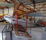 N12041 - Anderson Model Z, being restored at the Airpower Museum at Antique Airfield, Blakesburg/Ottumwa IA