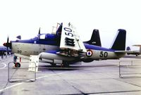 50 @ EGDY - On static display at the 1982 Yeovilton air show. - by kenvidkid