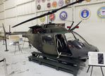 72-21256 - Bell OH-58A Kiowa at the Aviation Museum of Kentucky, Lexington KY