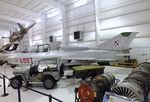 4007 - Mikoyan i Gurevich MiG-21US MONGOL-B at the Tennessee Museum of Aviation, Sevierville TN