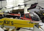 N90767 - Robinson R22 at the Tennessee Museum of Aviation, Sevierville TN