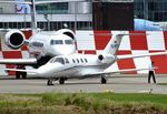 YU-BST @ EGCC - Cessna 525 CitationJet CJ1 at Manchester airport