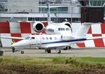 F-HSBL @ EGCC - EMBRAER EMB-500 Phenom 100 at Manchester airport
