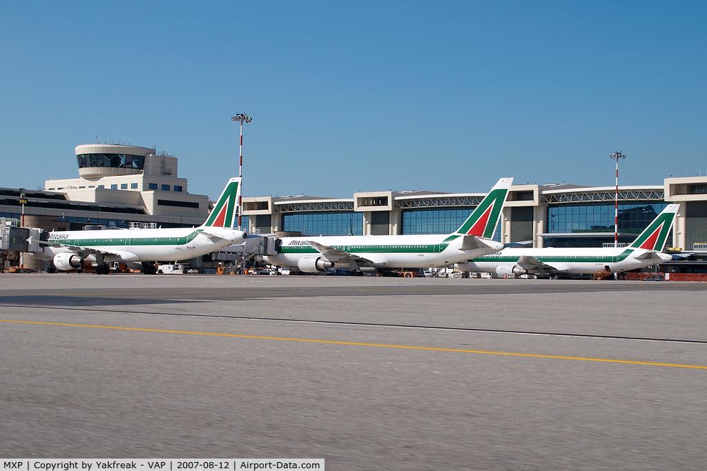 Malpensa International Airport, Milan Italy (MXP) Photo