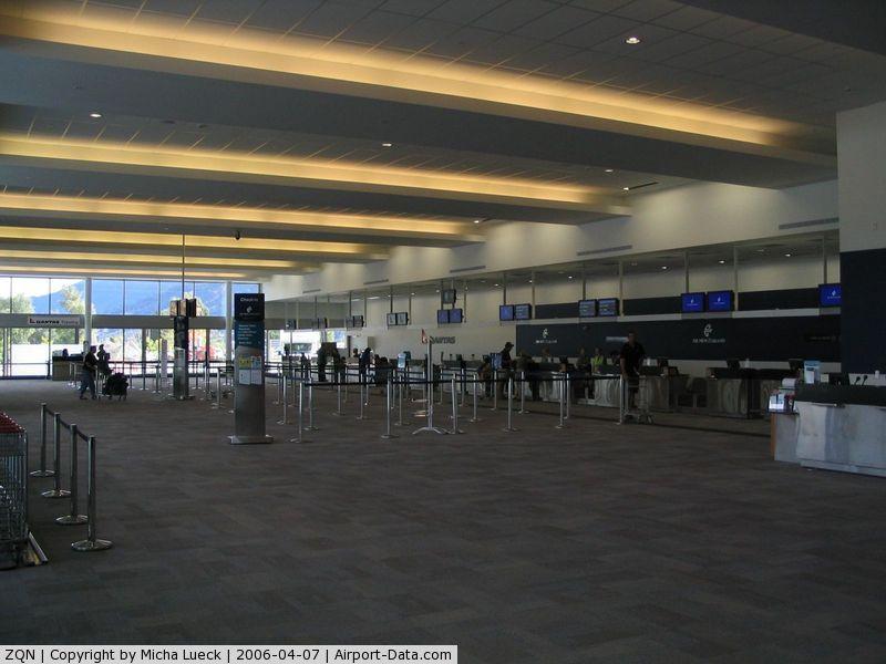 Avis Car Rentals Queenstown Airport