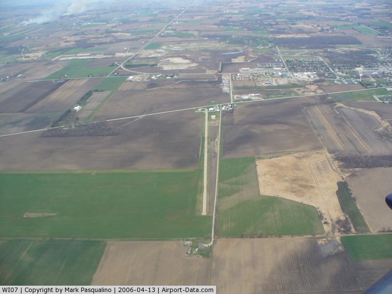 Waupun Airport (WI07) - Waupun,WI