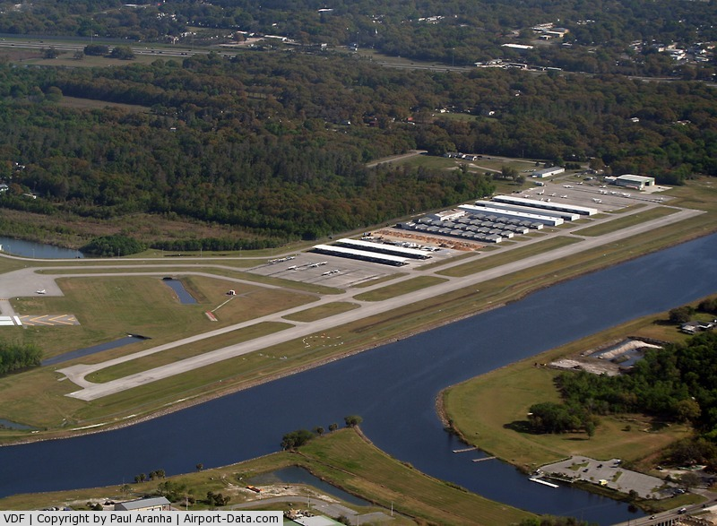 Tampa Executive Airport (VDF) - from 3,500