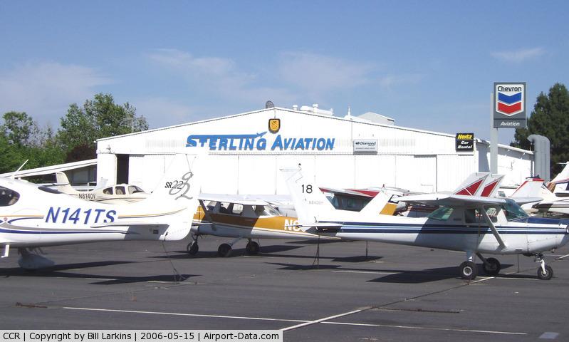 Buchanan Field Airport (CCR) - Sterling Aviation