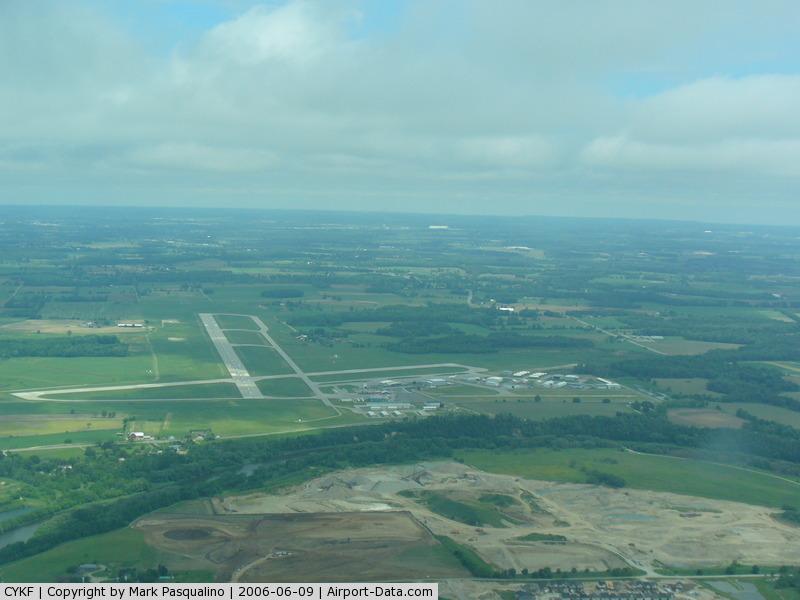 Region of Waterloo International Airport (Kitchener/Waterloo ...