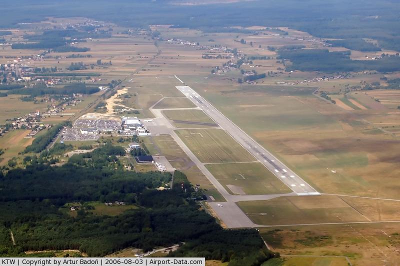 International Airport Katowice in Pyrzowice, Katowice Poland (KTW) - Katowice-Pyrzowice