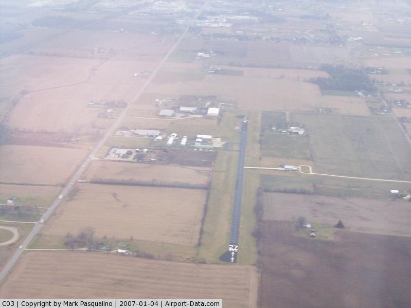 Nappanee Municipal Airport (C03) - Nappanee, IN