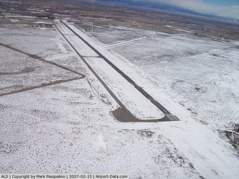 San Luis Valley Rgnl/bergman Field Airport (ALS) - Alamosa, CO