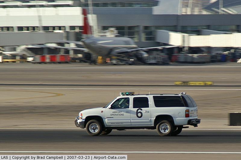 Mc Carran International Airport (LAS) - McCarran Airport Operations #6