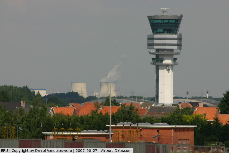Brussels Airport, Brussels / Zaventem  Belgium (BRU) - CT