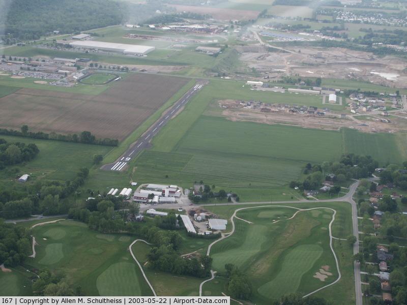Cincinnati West Airport (I67) - Cincinnati West