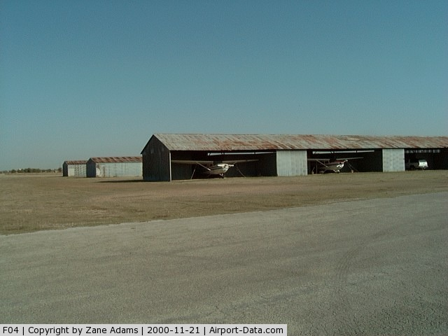 F04 Airport - Operational Pictures of the now closed Saginaw (Ft. Worth) TX airport - closed by urban encroachment
