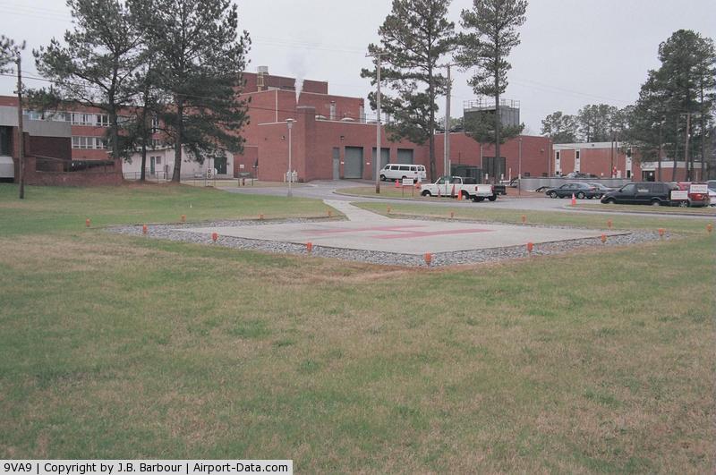 Southampton Memorial Hospital Heliport (9VA9) - N/A