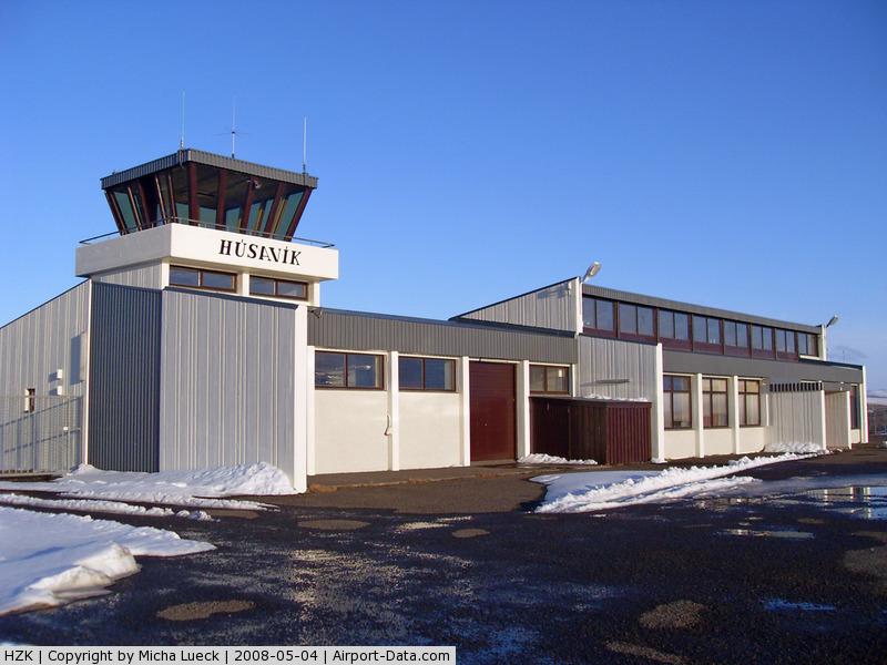 Húsavík Airport, Húsavík Iceland (HZK) - The small airport in Husavik, Iceland