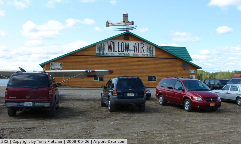Willow Spb Seaplane Base (2X2) - The Willow Air Maintainenance and Sales Facilty