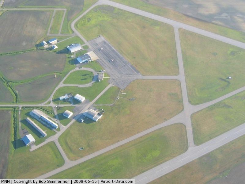 Marion Municipal Airport (MNN) - Facilites