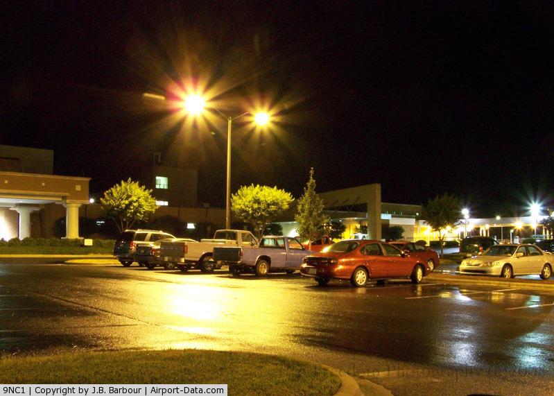 Stanley Memorial Hospital Heliport (9NC1) - N/A