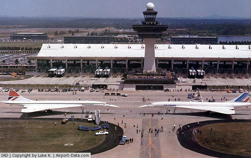 Aeroporto Washington : Washington dulles international airport iad photo