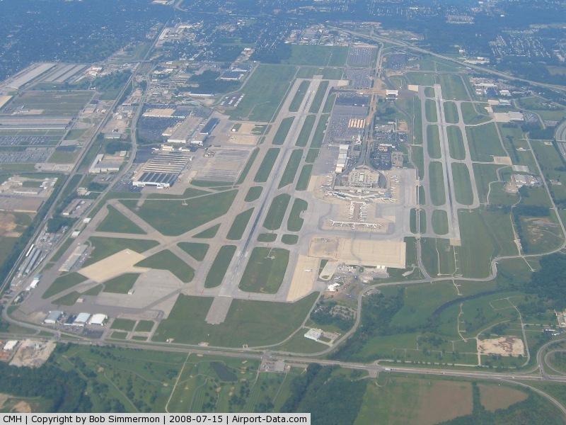 Port Columbus International Airport Cmh Photo