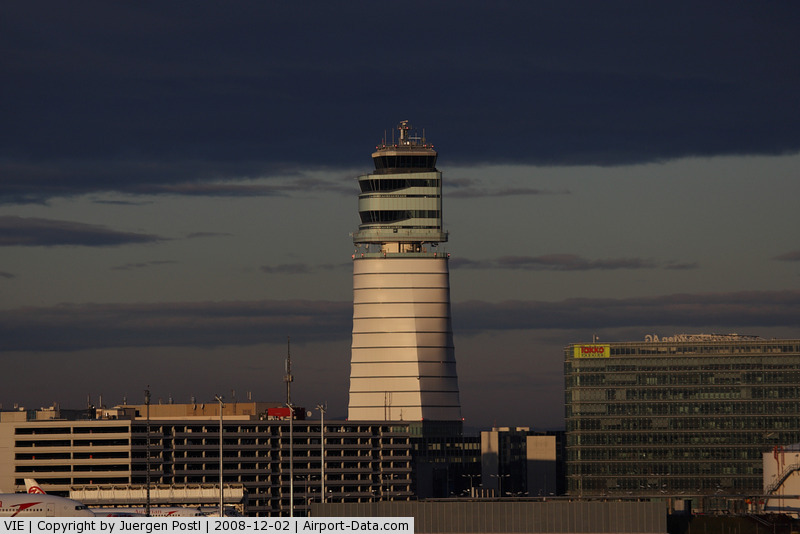 Vienna International Airport, Vienna Austria (VIE) - Vienna Airport Tower
