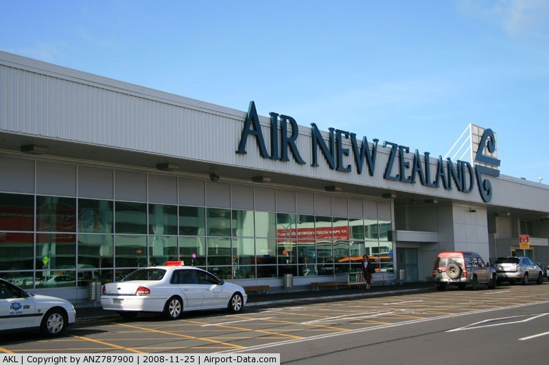 Auckland New Zealand Airport