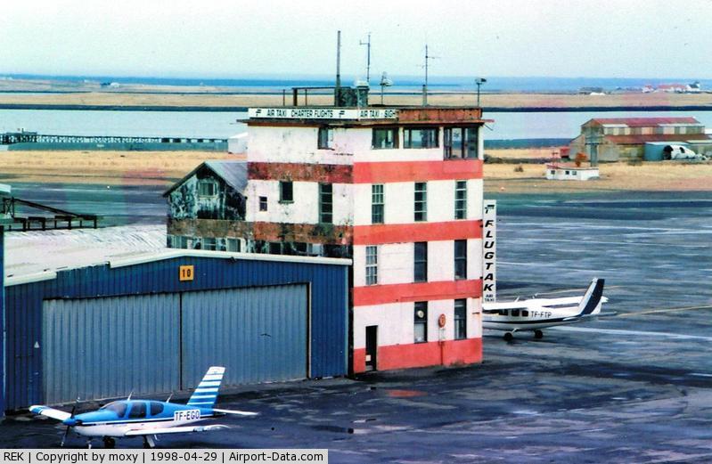 Reykjavík Airport, Reykjavík Iceland (REK) - REYKJAVIK OLD TOWER