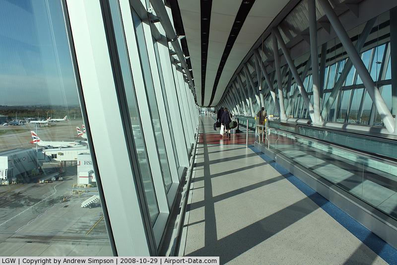 united kingdom england london gatwick airport