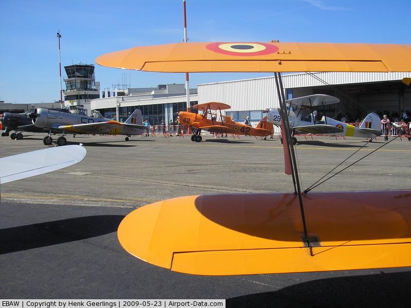 Antwerp International Airport, Antwerp / Deurne, Belgium Belgium (EBAW) - Stampe Fly In , Antwerp-Deurne Airport