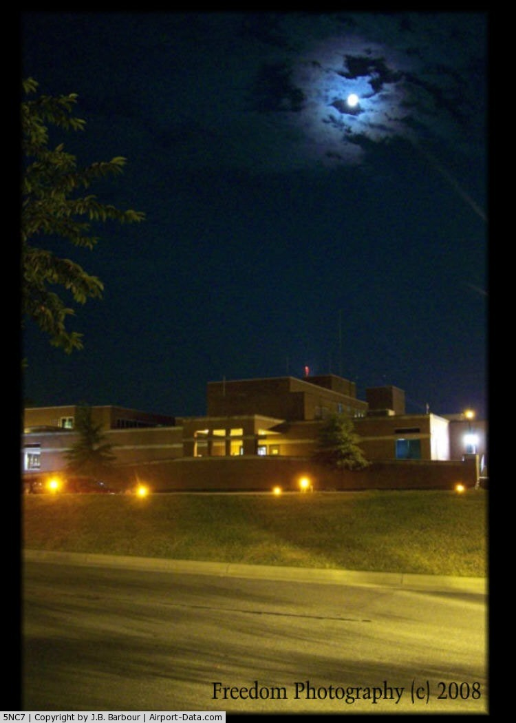 Nc Baptist Hospital Heliport (5NC7) - N/A