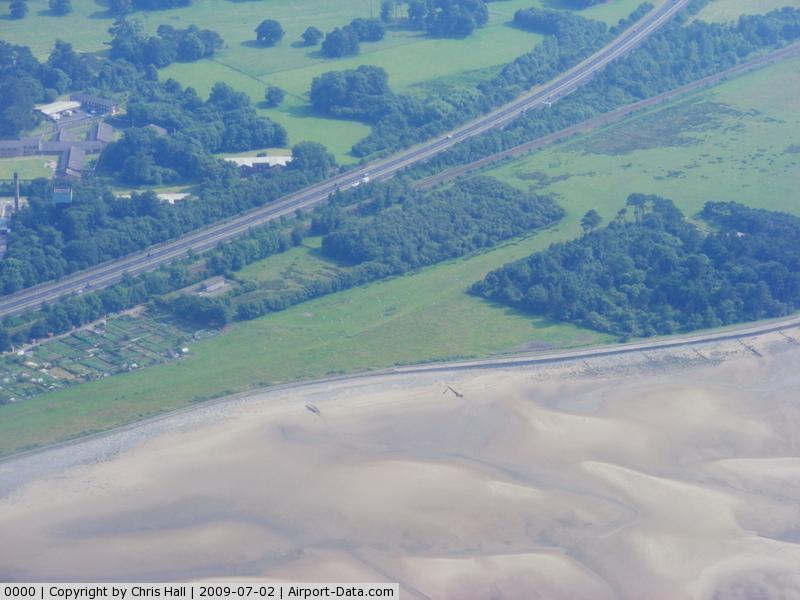 0000 Airport - Private airstrip at Llanfairfechan, North Wales