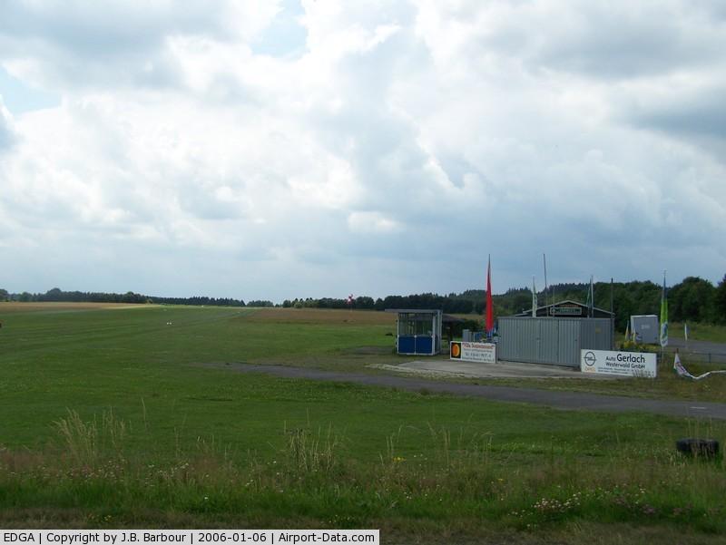 EDGA Airport - N/A