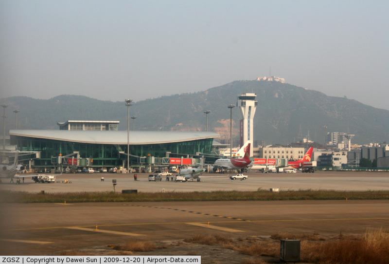 Shenzhen Bao'an International Airport, Shenzhen, Guangdong China (ZGSZ) -