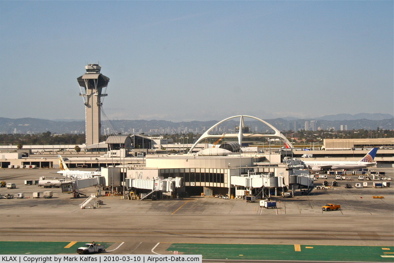Los Angeles International Airport LAX Photo