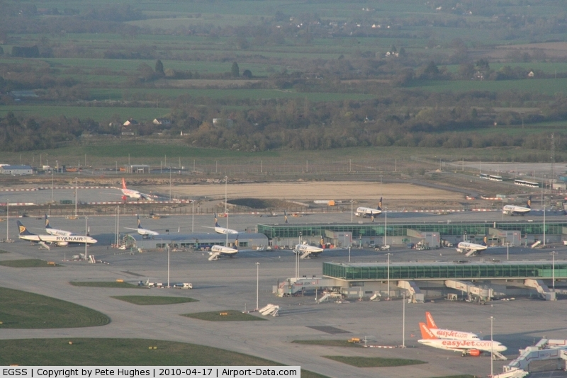 airports england london stansted