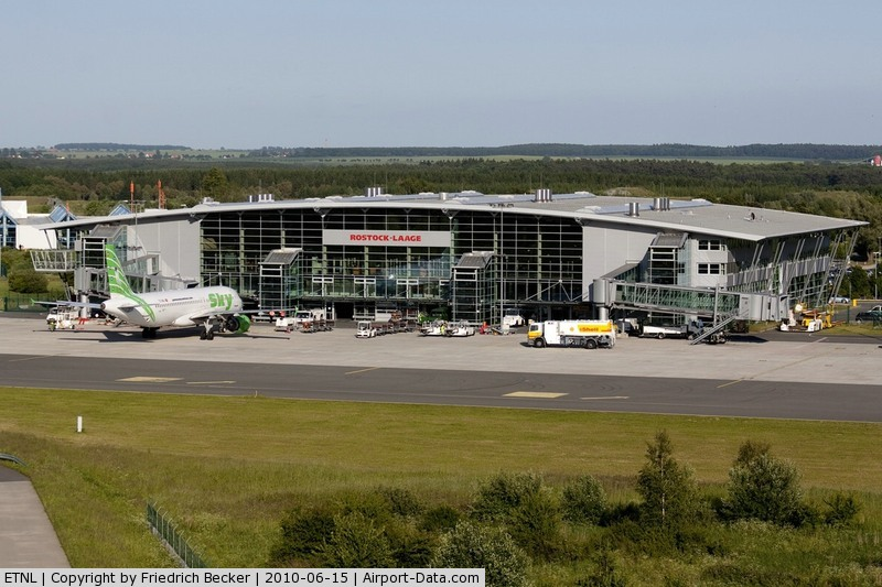 Rostock Laage Airport
