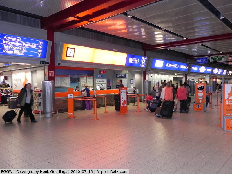 Cheap Car Rental Luton Airport