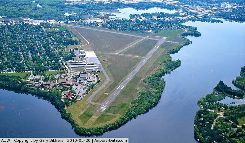 Wausau Downtown Airport (AUW) - Wausau Downtown Airport
