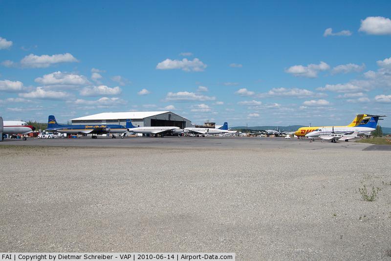 Fairbanks International Airport (FAI) - Fairbanks International