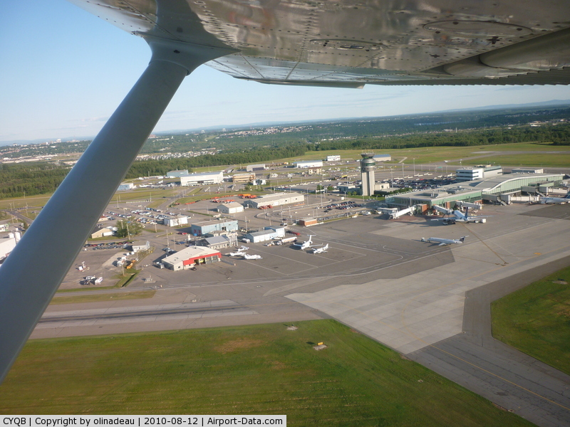 Aeroporto Quebec City : Québec jean lesage international airport