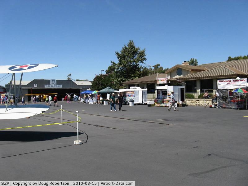 Santa Paula Airport (SZP) - 80th Anniversary Airshow