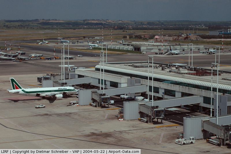 luchthaven leonardo da vinci informatie