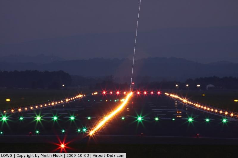 Graz Airport, Graz Austria (LOWG) - .