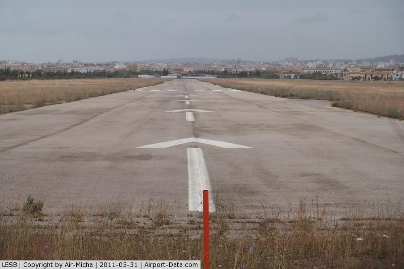 Son Bonet Aerodrome Airport, Palma de Mallorca Spain (LESB) - Runway 24 of Son Bonet Aerodrome, Palma de Mallorca, Spain
