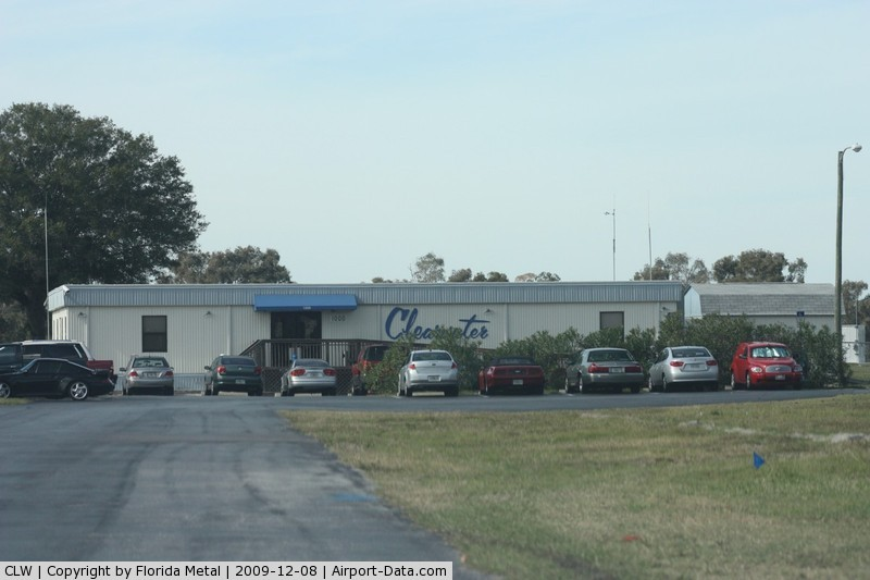 Clearwater Air Park Airport (CLW) - Clearwater Air Park